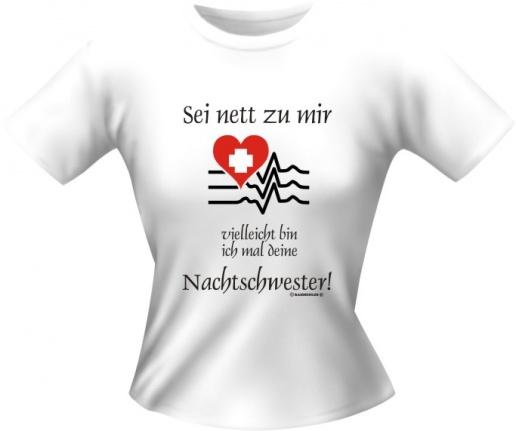 Freche Ladies und Girlies Shirts bei Logotexx in Osnabrück